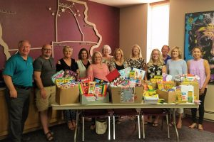 Giving Your Best School Supply Drive – Local REALTORS® Care