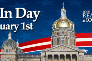Local Realtors Attend Legislative Bus-In Day – Des Moines