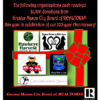 GMCBOR Supports Area Non-Profit Organizations