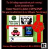 GMCBOR Supports Area Non-Profit Organizations